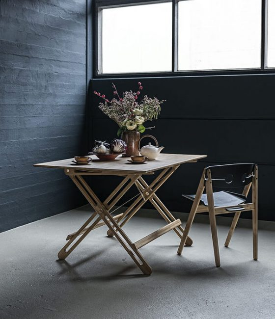 field dining table we do wood bamboo furniture sustainable eco friendly