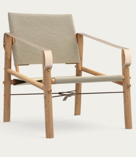 Natural Nomad Chair
