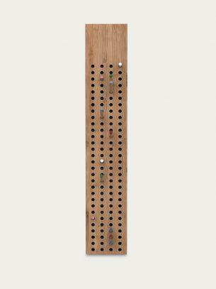 Natural Vertical Large Scoreboard