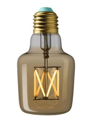 Plumen - Wilbur LED Bulb - Gold