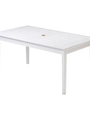 Skagerak - Drachmann Table - White - 156cm