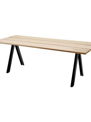 Skagerak - Overlap Table - Anthracite Black