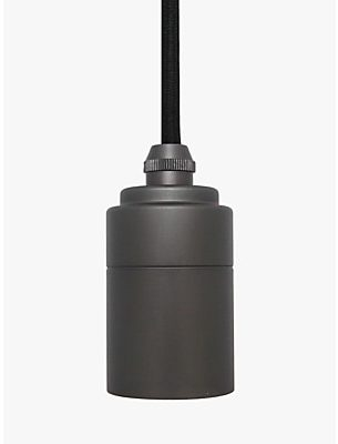Tala LED Ceiling Pendant Cord, Graphite