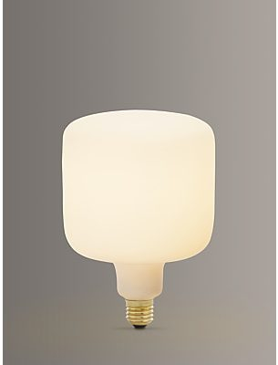 Tala LED Oblo Porcelain 6W ES LED Bulb, Dimmable