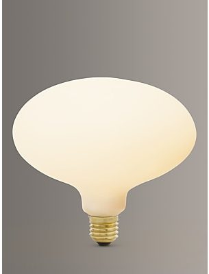 Tala LED Oval Porcelain 6W ES LED Bulb, Dimmable