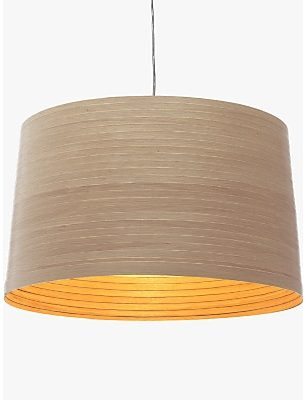 Tom Raffield Helix Large Drum Ceiling Light