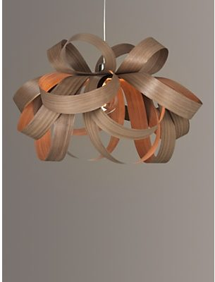 Tom Raffield Large Skipper Pendant Light, 80cm